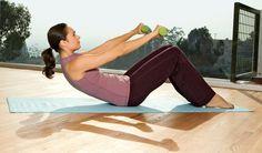 Adelgazar los brazos con estos simples movimientos diarios