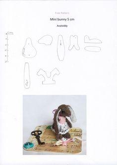 Los patrones de los juguetes - Página 14 - Foro