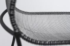 chaise mesh (détail) Projects, Chair, Log Projects