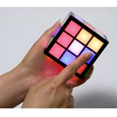 Rubik TouchCube