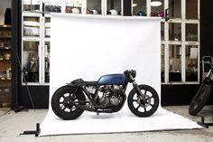 MONKEE #44 - Honda CB 750 K6 >> http://www.wrenchmonkees.com/motorcycles/monkee-44.html