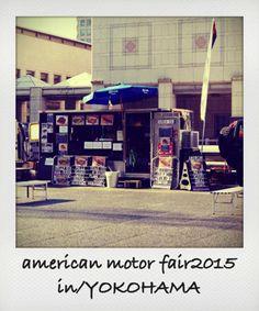 American Motor Fair 2015 / in YOKOHAMA American Motors, Yokohama, Food Truck, Trucks, Travel, Viajes, Mobile Food Cart, Truck, Trips