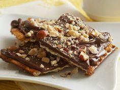 dark chocolate and hazelnut toffee matzo crunch   Recipes & Meals - Stop&Shop