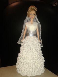 novias con servilletas