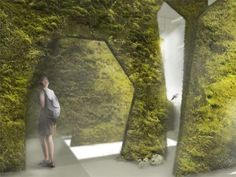 Moss your City Installation at the London Festival of Architecture