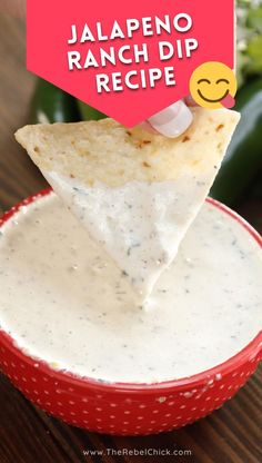 Yummy Appetizers, Appetizer Recipes, Snack Recipes, Cooking Recipes, Snacks, Ranch Dip Recipes, Bacon Recipes, Yummy Recipes, Jalapeno Ranch Dip
