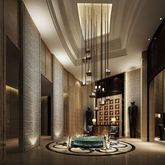 New York biggest hospitality design and hotel boutique tradeshow arrived! See which are leading hotels of the world 2016 trends! Hotel Lobby Design, Best Interior Design, Interior Design Inspiration, Design Ideas, Interior Ideas, Stylish Interior, Design Trends, Luxury Interior, Modern Interior