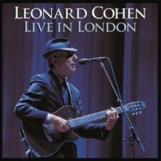 LEONARD COHEN - Live in London * 3LP 180 gram audiophile *