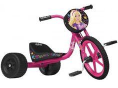 Triciclo Barbie - Bandeirante