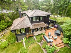 For More Information On This Property Contact Farida Jones Horseshoe Valley, Real Estate Video, Virtual Tour, Ontario, Home Goods, Tours, Cabin, Backyard Ideas, House Styles