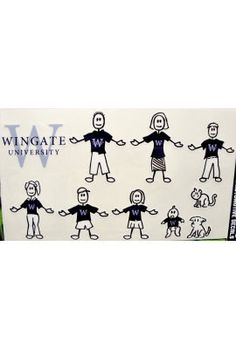 Build a Family Decals. $9.99 Order now & ship today! Call 704-233-8025.