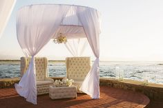 Ocean View Wedding: