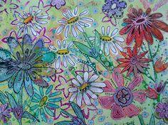 flower power avec RO BRUHN 022   by fan de yan
