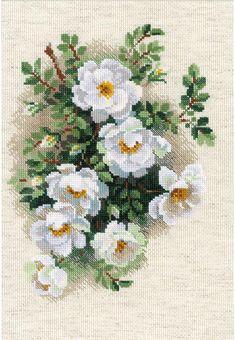 Everything Cross Stitch - White Briar