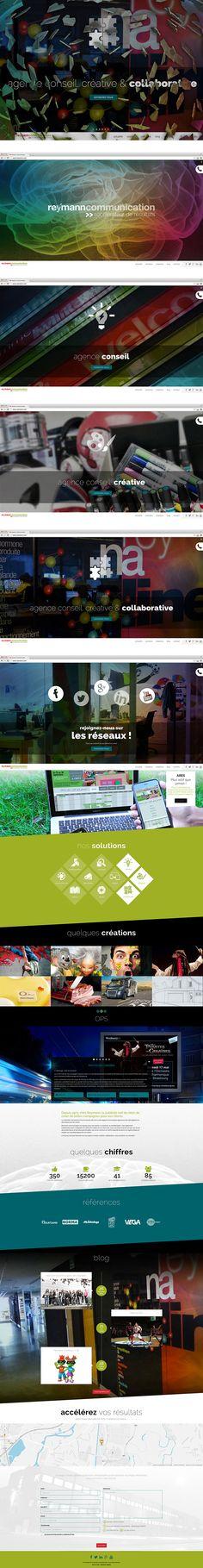 http://www.reymann.com UX, UI, Responsive & Parallax Digital Design