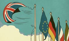 History unleashed Brexit GB is leaving the European Union june 2016 illustration photography British Values, Uk History, Modern History, People Videos, Political Art, The Guardian, Great Britain, Union Jack, The Outsiders