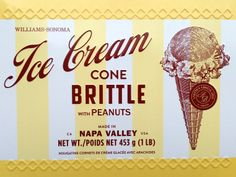 Stout is a design studio Ice Cream Van, Williams Sonoma, Package Design, Packaging, Sugar, Type, Projects, Log Projects, Blue Prints