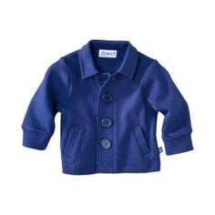 ZUTANOBLUE Newborn Boys Long-Sleeve Cardigan - Blue Quick Information 12.00