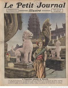 Le Petit journal illustré, 16/04/1922