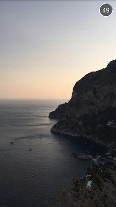Relevo em Capri