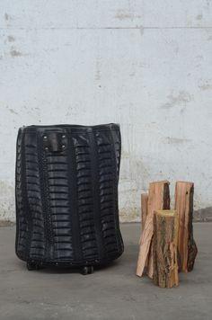 Maison Ròde #design! #portalegna #firewoodholder: Fogo, Special, Thoc, Larin e Zoc. INFO: info@maisonrode.com #portatutto #firewoodholder #upcycled #madeinitlay #handmade Invita Maison Ròde