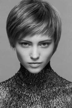 pelo corto, corte de pelo, Pixie Cut for Short Hair #hairstyles | #shorthair | #shorthairstyles