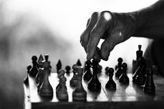 A Game of Chess - Photography - Wall Art, Paintings, Canvas and Prints