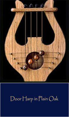 King David Door Harps & Vintage Door Harp / Musical Instrument | Doors Etsy and Instruments pezcame.com