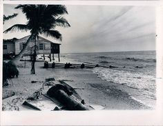 Captiva Island just across Blind Pass bridge 1950's - close to my home...