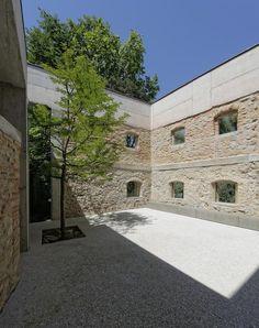hertl architekten / gartenhaus refugium laboratorium klausur, steyr