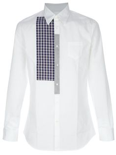 Dsquared2 detailed shirt
