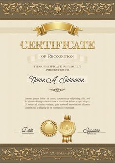 Yellow certificate, Lace, Cartoon, Skills Certificate PNG and Vector Certificate Of Recognition Template, Certificate Model, Graduation Certificate Template, Blank Certificate, Certificate Of Achievement, Award Certificates, Voucher Template Free, Certificate Design Template, Modele Word