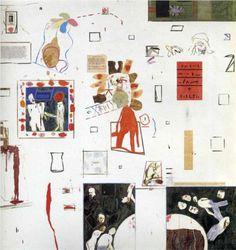 Artists for Peace - R. B. Kitaj