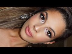 Drugstore Prom Makeup Tutorial + Hair Tutorial - YouTube Prom Makeup Tutorial, Makeup For Blondes, Youtube, Hair, Whoville Hair, Youtubers, Strengthen Hair, Youtube Movies