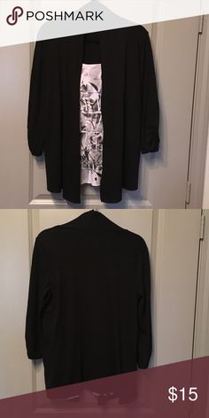 Women's Blouse Blouse and jacket attached. Material cotton, spandex. I.N. Studio Tops Blouses