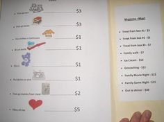 For the Love of Learning: Child Reward System I found and starting it today....