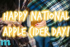Happy National Apple Cider Day! Check out 11 delicious cider recipes HERE.