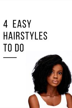 There are many ways to wear your natural hair either in an updo or in a twist. Curly Hairstyles, Black Women Hairstyles, Afro Puff, Brown Skin Girls, 4c Hair, Bad Hair Day, Textured Hair, Updo, Kinky