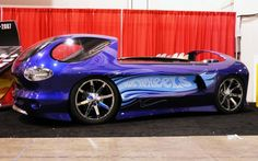 Deora II - We worked with two great designers on this job, Troy Sumitomo & Chip Foose.