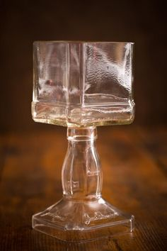Jack Daniel's Whiskey Glass.Why? 14 ounces of alcohol. That's why. BourbonandBoots.com #glass #whiskey