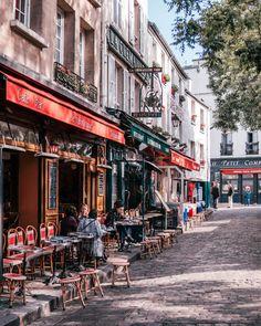 River cruise on the Seine: explore Paris & Normandy by boat - River cruise on the Seine: explore Paris & Normandy by boat - Paris Shopping Street, Paris Street Cafe, Europe Street, Montmartre Paris, Backpacking Europe, Europe Photos, Paris Photos, United States Navy, Provence