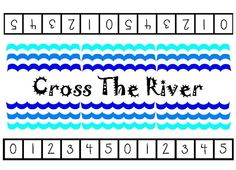 Here's a fun game for practicing subtraction facts.