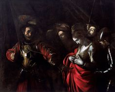 Amazing! Must get to the Borghese Gallery in Rome: Caravaggio's Crazy Life: The Paintings of a Killer