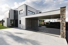 amenagement.exterieur maison moderne - Recherche Google ...