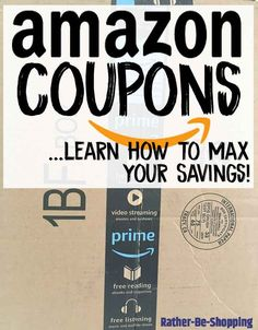 Amazon Coupons Show Me The Money, Save Your Money, How To Make Money, Best Money Saving Tips, Money Tips, Saving Money, Amazon Hacks, Preparing For Retirement, Savings Planner