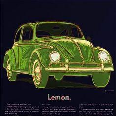 Andy Warhol: Volkswagen