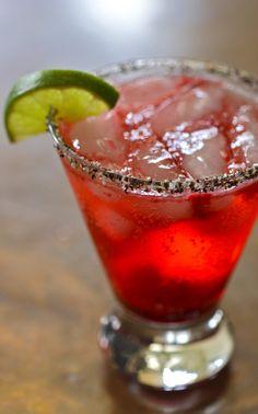 Climbing Grier Mountain » foodie fridays: blackberry fizz martini