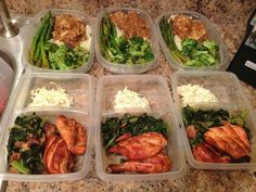 for those who wonder.. this is what clean eating really looks like