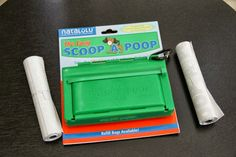 Whatever it takes to #scoopthatpoop! If you don't like picking up after your dog, this might be handy to have around.