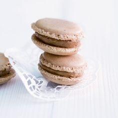 Nuss-Macarons
